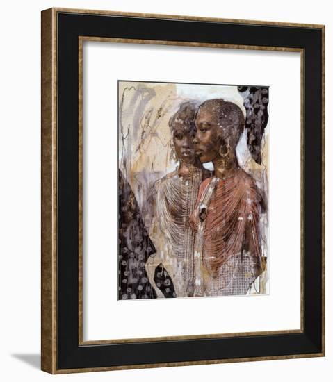 We Are Sisters-Marta Gottfried-Framed Art Print