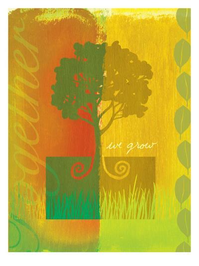We Grow--Giclee Print