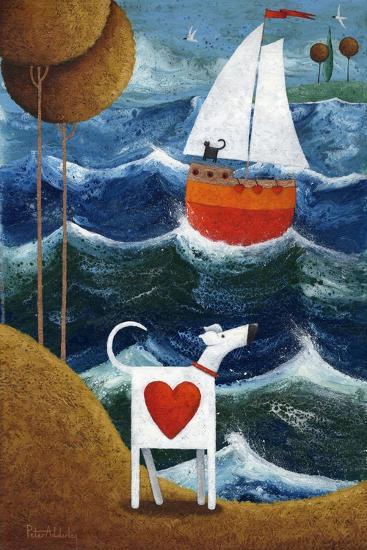 We'll Meet Again-Peter Adderley-Art Print