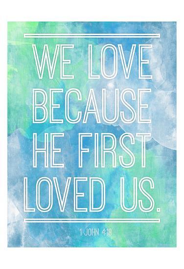 We Love-Jace Grey-Art Print