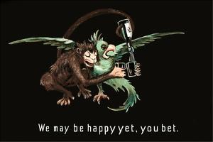 We May Be Happy Yet