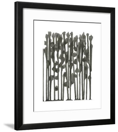 We - Minimalist Ink Series-Kiana Mosley-Framed Giclee Print