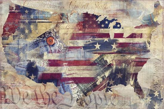 We The People-Mindy Sommers-Giclee Print