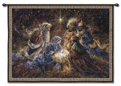 We Three Kings-Sherwood-Wall Tapestry