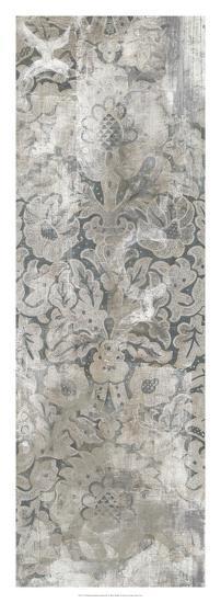Weathered Damask Panel III-June Erica Vess-Giclee Print