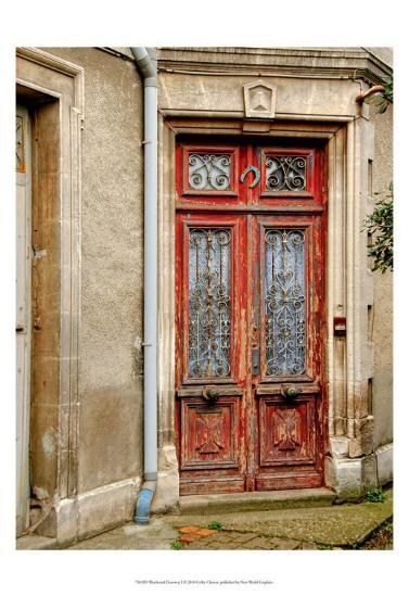 Weathered Doorway I-Colby Chester-Art Print