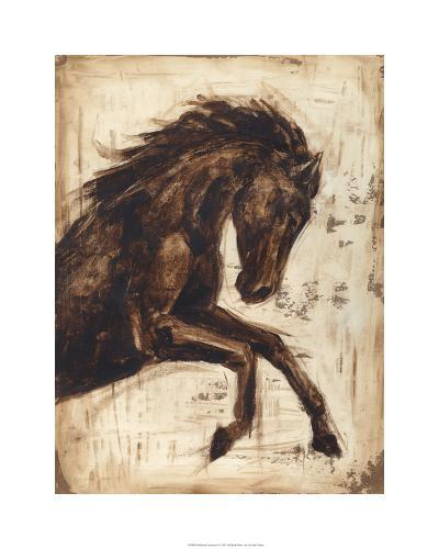 Weathered Equestrian II-Ethan Harper-Limited Edition