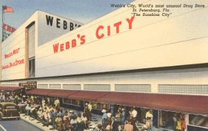 Webb's City Drug Store, St. Petersburg, Florida