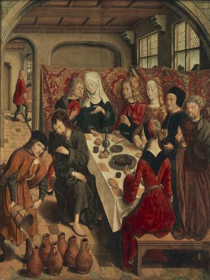 Wedding at Cana, 15th-16th Century--Giclee Print