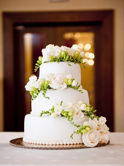 Wedding Cake-HalfPoint-Photographic Print