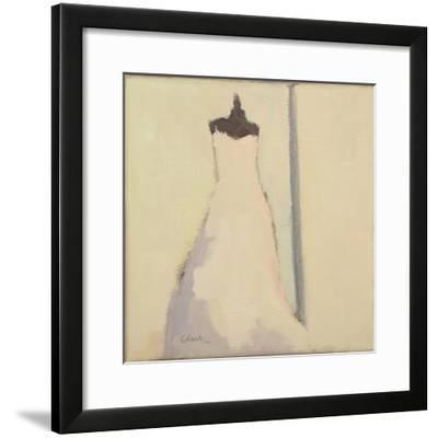 Wedding Dress, 2017--Framed Giclee Print