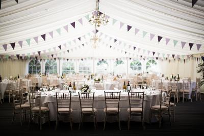 Wedding Marquee, United Kingdom, Europe-John Alexander-Photographic Print