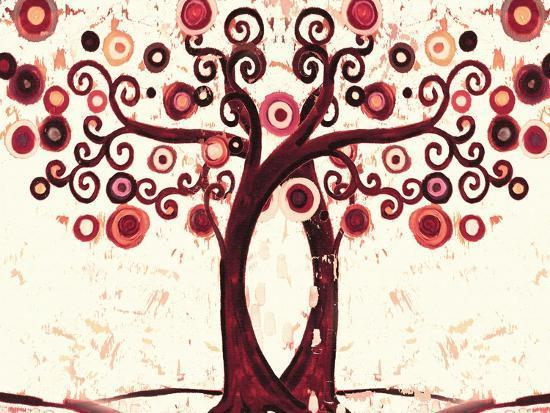 Wedding Tree-Natasha Wescoat-Giclee Print