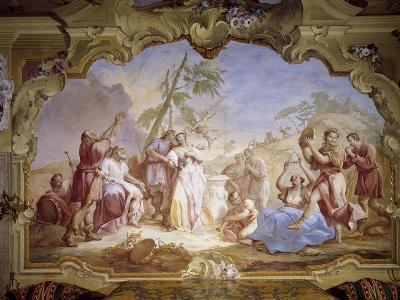 Weddings, Scene Taken from Giovanni Battista Guarini's Pastor Fido--Giclee Print