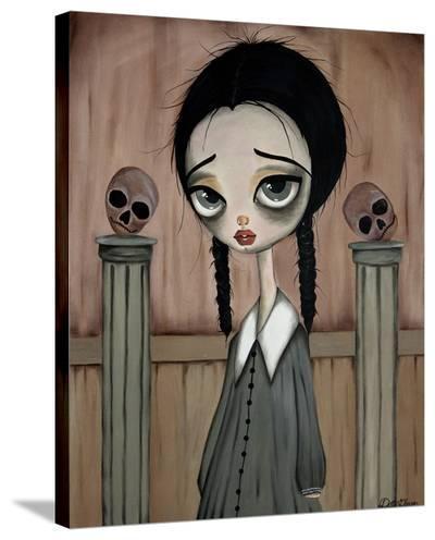 Wednesday Child-Dottie Gleason-Stretched Canvas Print