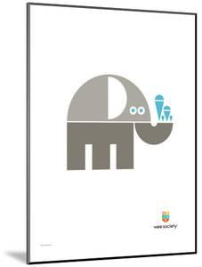 Wee Alphas, Eli the Elephant by Wee Society