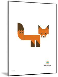 Wee Alphas, Finnegan the Fox by Wee Society