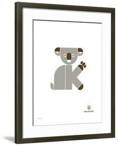 Wee Alphas, Kate the Koala by Wee Society