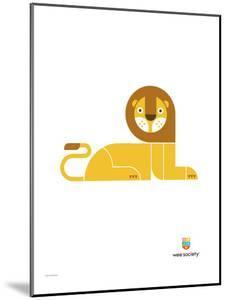 Wee Alphas, Leo the Lion by Wee Society