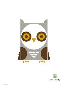 Wee Alphas, Ollie the Owl by Wee Society