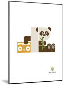 Wee Alphas, Polly the Panda by Wee Society