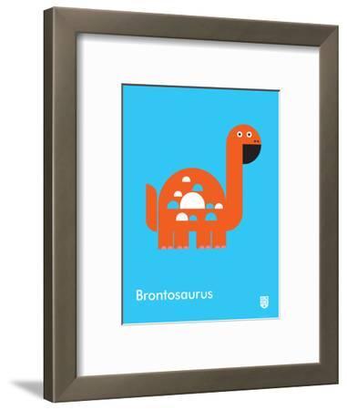 Wee Dinos, Brontosaurus