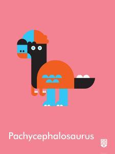 Wee Dinos, P-saurus by Wee Society
