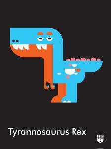 Wee Dinos, T-Rex by Wee Society
