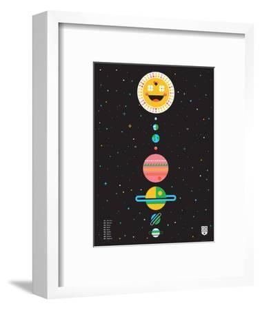 Wee Galaxy, Solar System