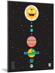 Wee Galaxy, Solar System by Wee Society