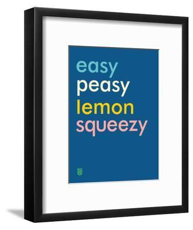 Wee Say, Easy Peasy