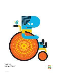 Wee You-Things, Niels by Wee Society