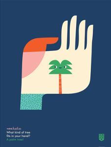 WeeHeeHee, Palm Tree by Wee Society