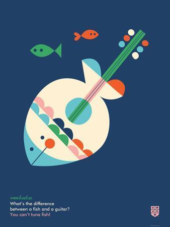 WeeHeeHee, Tuna Fish by Wee Society