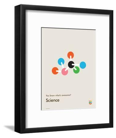 You Know What's Awesome? Science (Gray)