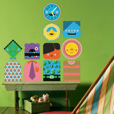 You-Things Totem Collection 1 Wall Decal