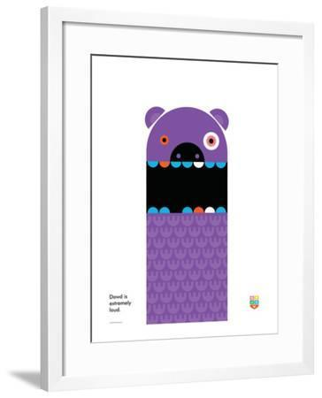 Wee You-Things, Dowd-Wee Society-Framed Art Print
