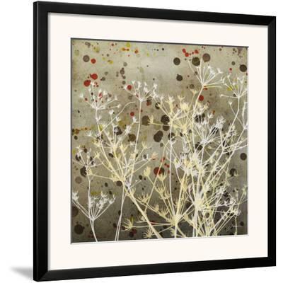 Weeds II-James Burghardt-Framed Art Print