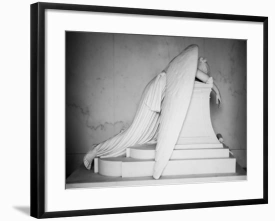 Weeping Angel-John Gusky-Framed Photographic Print