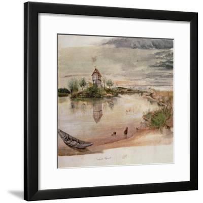 Weierhaus-Albrecht Dürer-Framed Giclee Print