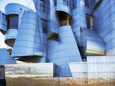 Weisman Art Museum Building at University of Minnesota, Saint Paul, Minnesota, Usa-Paul Souders-Photographic Print