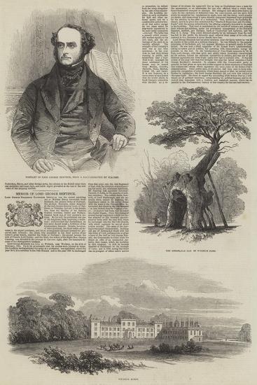 Welbeck Abbey--Giclee Print