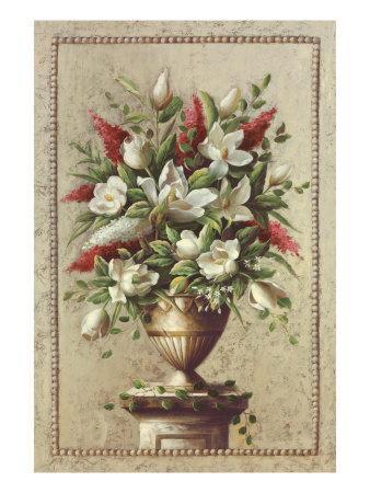 Floral Symphony I