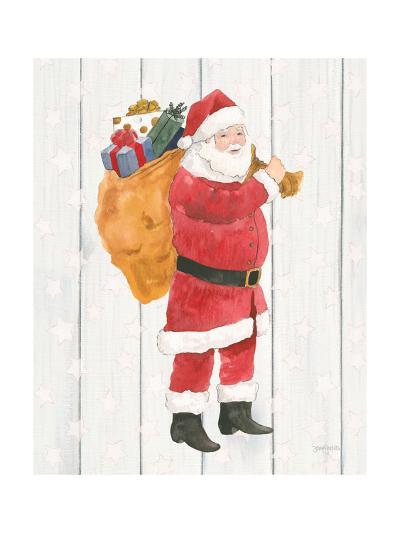 Welcome Christmas I-Jenaya Jackson-Art Print