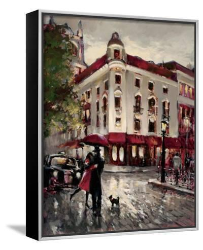 Welcome Embrace-Brent Heighton-Framed Canvas Print
