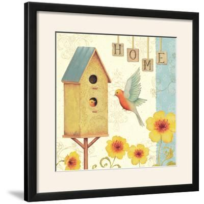 Welcome Home I-Daphne Brissonnet-Framed Photographic Print