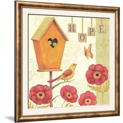 Welcome Home III-Daphne Brissonnet-Framed Photographic Print