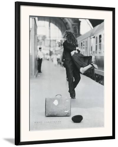 Welcome Home-Marc Trautmann-Framed Art Print