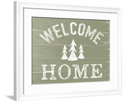 Welcome Home-Katie Doucette-Framed Art Print