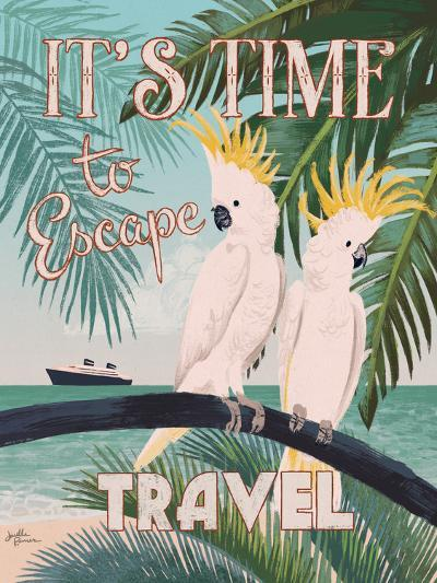 Welcome to Paradise IV-Janelle Penner-Art Print